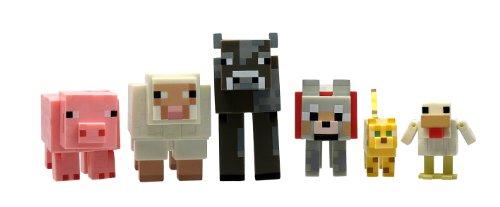 Minecraft - 16590 - Multipack Spielfiguren Tiere