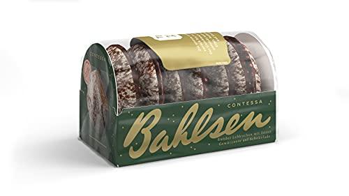 Bahlsen Contessa – 1er Pack – Runder Lebkuchen auf Schokolade (1 x 200 g)