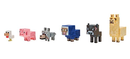 Minecraft 16612 Actionfiguren, Multicolored