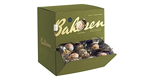 Bahlsen Mini Contessa – 1er Pack Thekendispenser – Kleine Lebkuchen auf edelherber Schokolade – einzeln verpackt (1 x 1125 g)