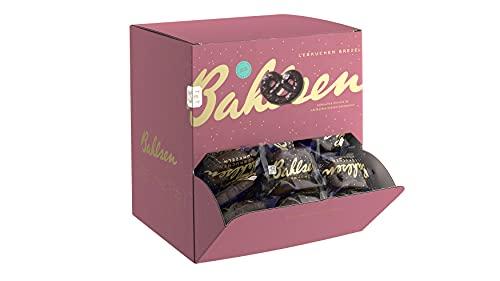 Bahlsen Lebkuchen-Brezel – 1er Pack Thekendispenser – Lebkuchen in Brezelform mit Schokolade – einzeln verpackt (1 x 1,3 kg)