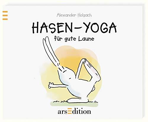Hasen-Yoga für gute Laune (Hasenbücher (Holzach))