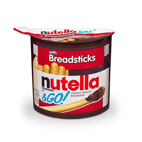 Ferrero Nutella & Go, 12er Pack (12 x 52g)