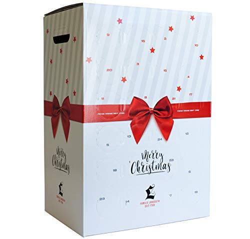 Langguth Wein und Sekt Adventskalender 2020'Merry Christmas' – 24 kleine Weine oder Sekte zur Adventszeit