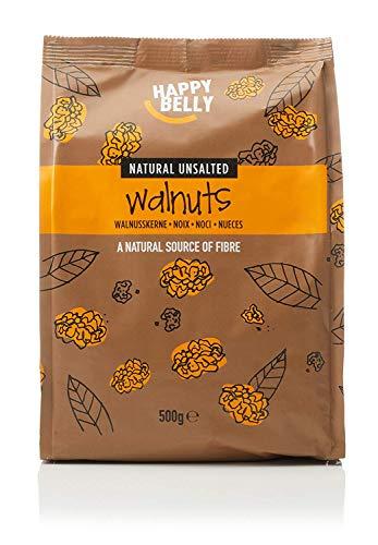 Amazon Marke - Happy Belly Walnüsse, 500 g