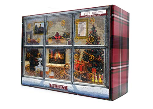 Vita Dulcis Whisk(e) y Adventskalender Edition Basic International 1-24x0,02l