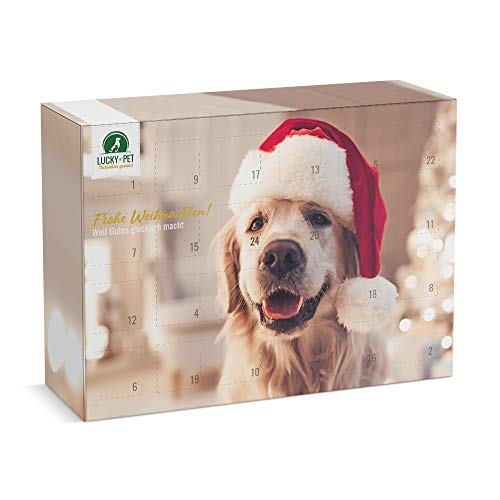 Lucky-Pet Getreidefreier Adventskalender für Hunde