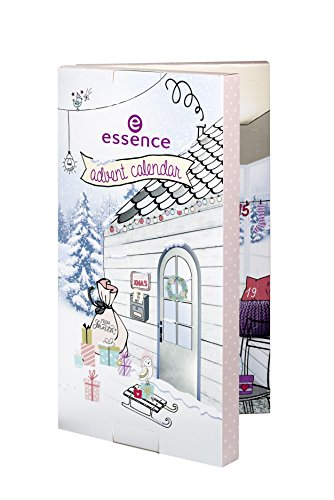 Essence Adventskalender 2017 Make Up Beauty Kosmetik Weihnachtskalender NEU