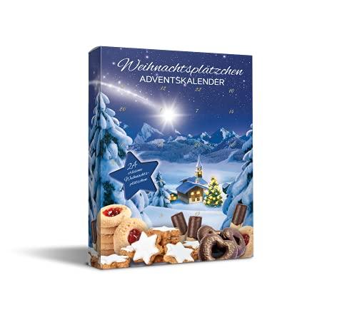 Adventskalender Weihnachtsgebäck