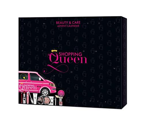 Shopping Queen Beauty and Care Advent Calendar - Der offizielle Kalender für alle Fans der VOX Styling-Doku'Shopping Queen' - Makeup und Wellness in einem Kalender