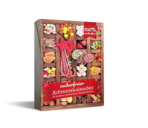 Adventskalender 'Zuckerfrei', 1er Pack (1 x 350 g)
