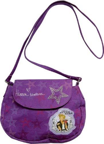 United Labels - 0805533 - kleine Tasche - Hannah Montana, Disney