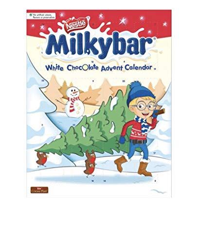Milkybar White Chocolate Advent Calendar85g