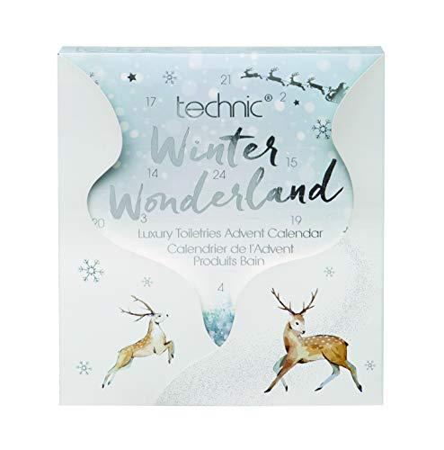 Technic Advent Winter Wonderland Toiletry Kalender