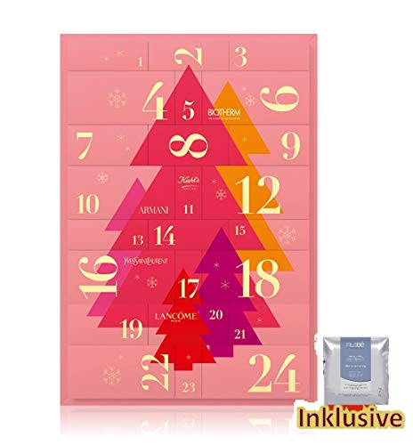 Biotherm Beauty Adventskalender 2020 -WERT 200€- idealer Advent Kalender für die Frau, Beautykalender, 24 Damen Beauty Produkte