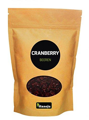 Cranberries 500 g Zipbeutel -Trockenfrüchte aus traditionellen Anbaugebieten in den USA