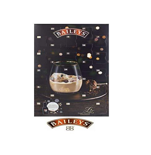 Baileys Original Irish Cream Schokolade Trüffel Adventskalender 5.8G | Luxus Weihnachtsschokolade