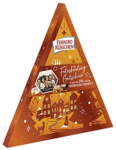 Ferrero Küsschen Mix Adventskalender, 213g