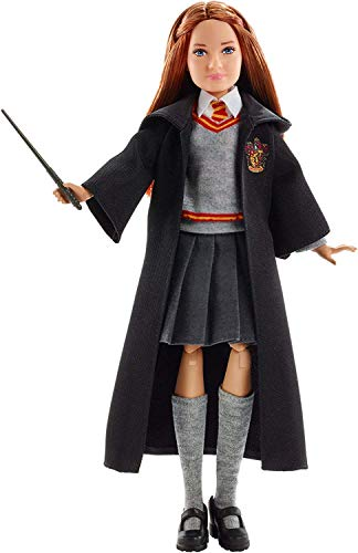 Mattel FYM53 - Harry Potter Ginny Weasley Puppe, Puppen ab 6 Jahren