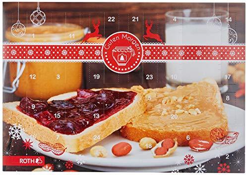 ROTH Guten-Morgen-Adventskalender zum Frühstück