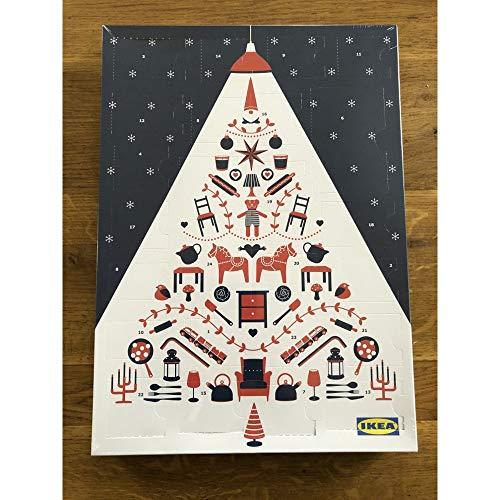 Ikea Adventskalender mit 2 Aktionskarten Wert mindestens 10 Euro (2 Stück)