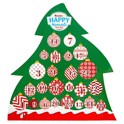 Kinder Happy Moments Mini Mix Adventskalender