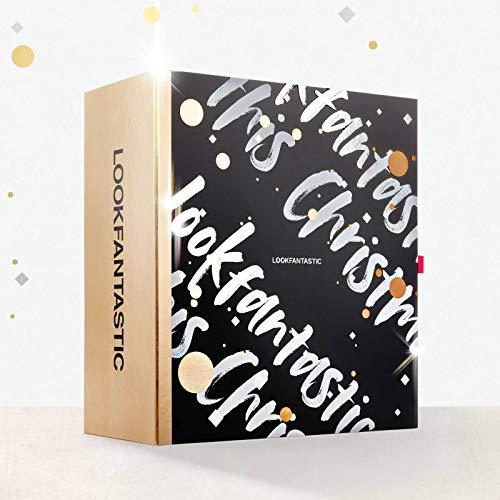 Lookfantastic Beauty Adventskalender 2020 für Frauen, WERT 500 € - Advent Kalender für die Frau, Damen Weihnachtskalender mit 24 Pflegeprodukten