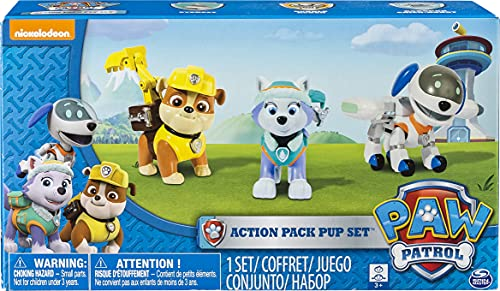 PAW PATROL Action Pack Welpen-Spielset