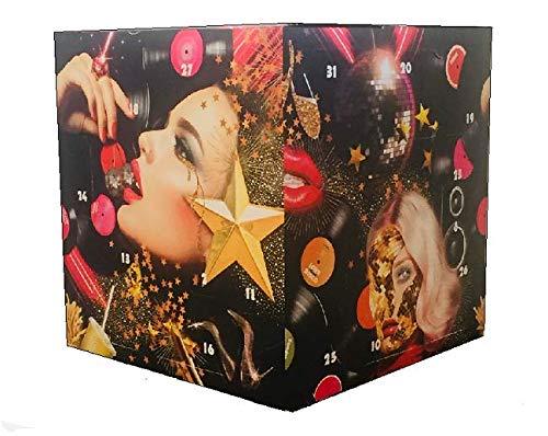 NYX Adventskalender 2019 Love Lust Disco (1er Pack) mit 31 Türen für den ganzen Dezember