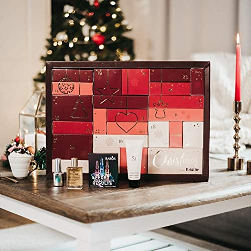 BRIGITTE Box Premium Adventskalender 2020 | Premium Beauty Adventskalender für Frauen im Wert von über 300€…