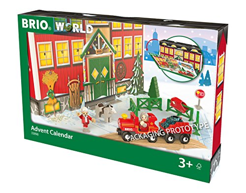 BRIO World 33898 - Adventskalender