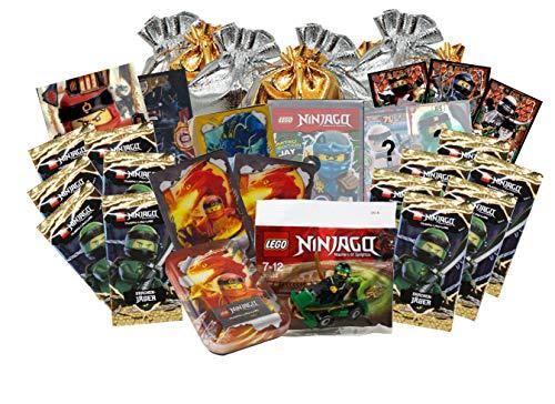 LEGO Ninjago - Der Adventskalender 2019 - 24 tolle Überraschungen