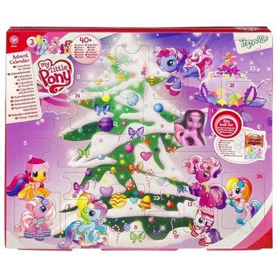 Hasbro - My Little Pony 68542 - Ponyville Adventskalender