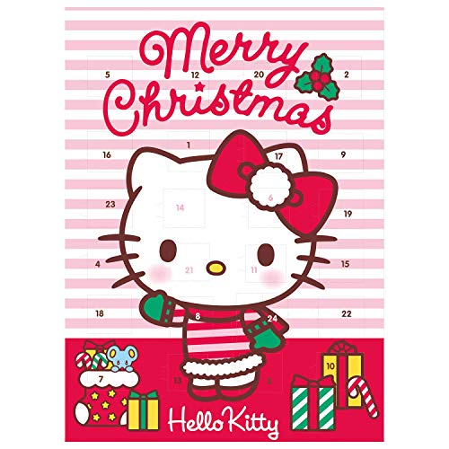 Hello Kitty Adventskalender 75g Schokolade