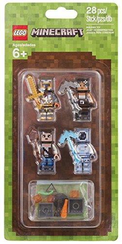 LEGO Minecraft Minifiguren-Set 2, Nr. 853610