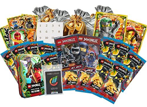 LEGO Ninjago - Der Adventskalender 2021 - 24 tolle Überraschungen