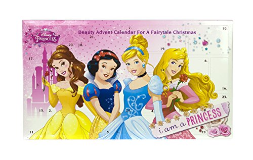 Disney Princess Adventskalender 2015, 1er Pack