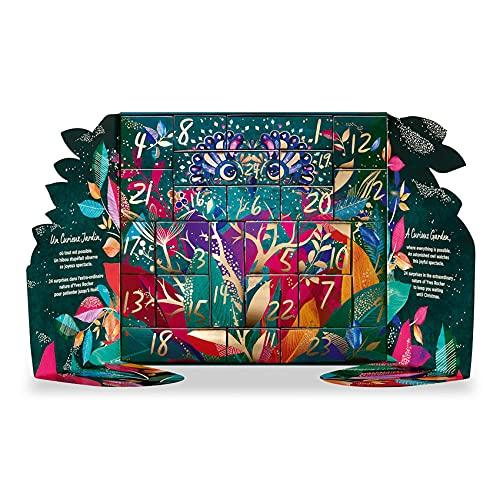 Yves Rocher Adventskalender 2021, Ein Kalender voller kleiner Überraschungen von Kosmetik, über Pflege bis hin zu Make-up