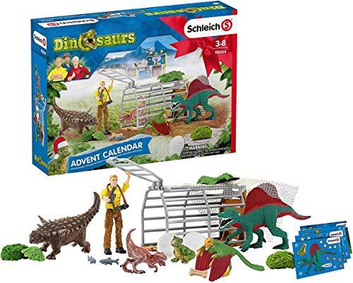 SCHLEICH 98064 Adventskalender 2020 Dinosaurs