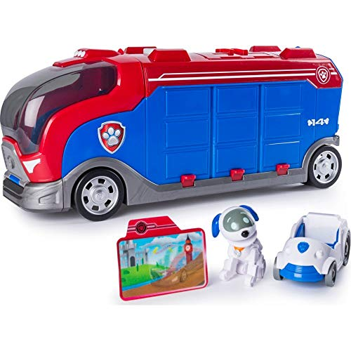 PAW Patrol Mission Paw - Mission Cruiser - Robo - Hund und Fahrzeug