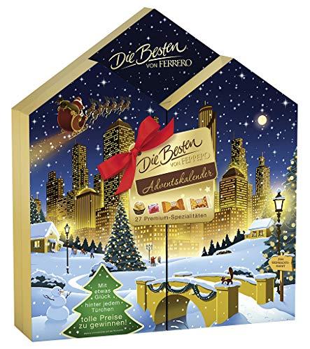 Ferrero Die Besten Adventskalender Weihnachten , Sortiert,1er Pack (1 x 276 g)