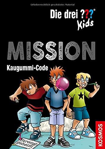 Die drei ??? Kids, Mission Kaugummi-Code