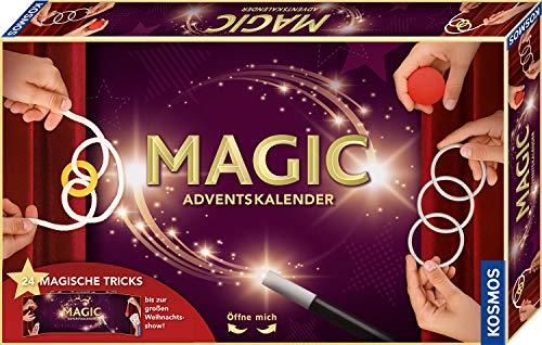 KOSMOS Magic Adventskalender 2018 Weihnachts Advents Kalender Zaubertricks