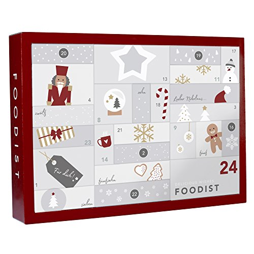 Foodist Adventskalender (Gourmet 2017)