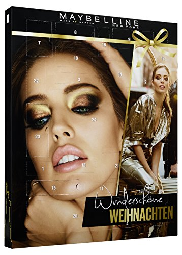 Maybelline New York Adventskalender, 1er Pack