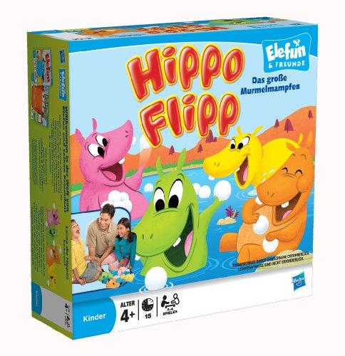 Hasbro 05297100 - MB Hippo Flipp