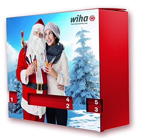 Wiha Adventskalender 2015, Werkzeug, Werkstatt, perfektes Geschenk für Heimwerker