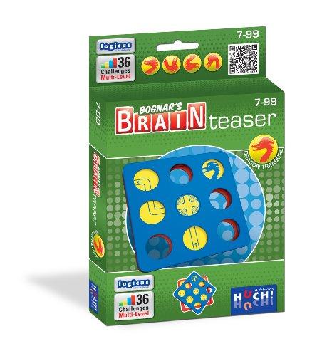 Huch&Friends 877833 - Bognar's Brainteaser Dragon Treasure