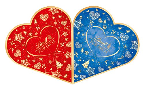 Lindt Pärchen - Adventskalender, 1er Pack (1 x 505 g)