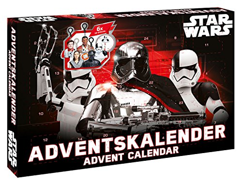 Craze 57385 - Adventskalender Disney Star Wars Episode VIII
